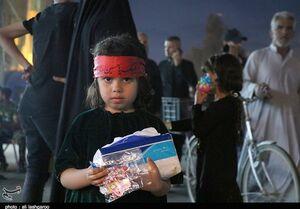 عکس/  غروب اربعین سالار شهیدان در عتبات عالیات