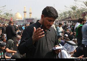 عکس/  کربلای معلی در روز اربعین حسینی