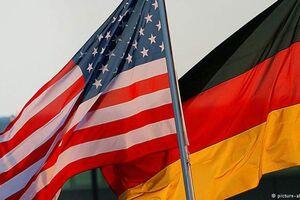 پرچم نمایه آلمان و آمریکا