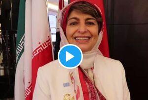 نجات نماینده سازمان جهانی بهداشت در تهران +فیلم