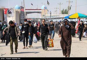 فیلم/ مواجه شدن اسیر و شکنجهگر در پیادهروی اربعین