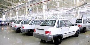 تولید خودرو در نیمه نخست امسال چقدر کاهش یافت؟