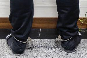 فیلم/ دستگیری شرورترین فرد در شرق تهران