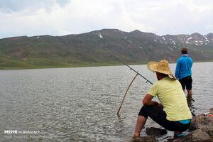 عکس/ دریاچه نئور، نگین گردشگری اردبیل