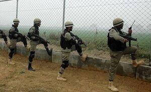 درگیریهای مرزی هند و پاکستان