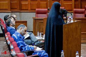 چهارمین دادگاه شبنم نعمتزاده