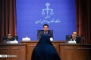 فیلم/ توصیف شبنم نعمتزاده در دادگاه از خودش