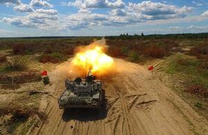 تمرین نظامی 6 کشور در مرز افغانستان