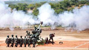 استفاده هند از مهمات هدایت ماهواره ای ضد پاکستان