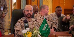 اظهارات ضد ایرانی رئیس ستاد مشترک ارتش سعودی در یک کنفرانس امنیتی