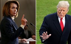 فیلم/ انتقاد نانسی پلوسی از مواضع ضدایرانی ترامپ
