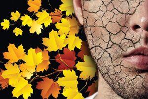 راهکارهایی طلایی برای کنترل خشکی پوست در پاییز