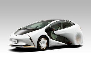خودروهای الکتریکی تویوتا و لکسوس تا سال ۲۰۲۱+عکس