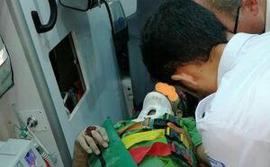 مرگ شهروند ازنایی بر اثر برخورد با قطار تهران_جنوب