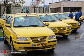 تسهیلاتی برای رانندگان تاکسی به دلیل افزایش نرخ بنزین