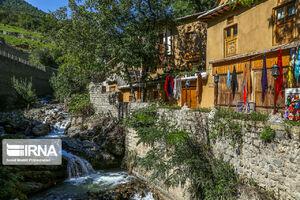 عکس/ ماسوله روستای پلکانی ایران