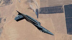 چرا امریکا بزرگترین پایگاه نظامی خود در سوریه را بمباران کرد؟ +تصاویر ماهوارهای
