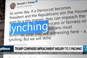 بیسوادی ترامپ او را وارد جنایتی هولناک کرد!