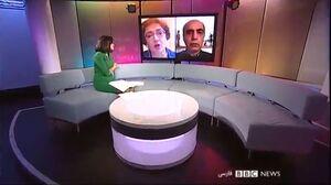 کارشناسان تلویزیون لندنی