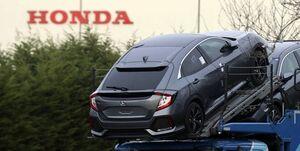 «هوندا» از خودروی ترکیبی رونمایی میکند
