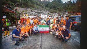 عکس/ شاهکار مهندسان ایرانی در سریلانکا