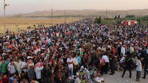 سازمان ملل: ۴۰ میلیون نفر در کشورهای خود آواره هستند