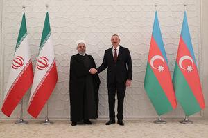 عکس/ دیدار روحانی با رییس جمهور آذربایجان