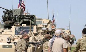 ورود کاروان نظامی ارتش آمریکا به خاک سوریه
