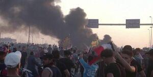 گزارش خبرنگار فارس از بغداد| مطالبه اصلی معترضین چیست؟ /ماجرای شعارهای ضدایرانی