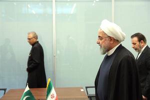 روحانی: همکاری ایران و پاکستان در مبارزه با تروریسم اهمیت بالایی دارد
