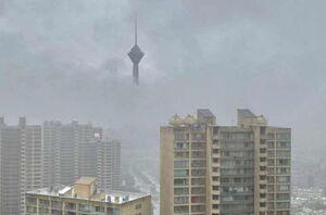 تهران باران