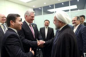روحانی: کوبا و ایران بهای استقلال خود را پرداخت میکنند