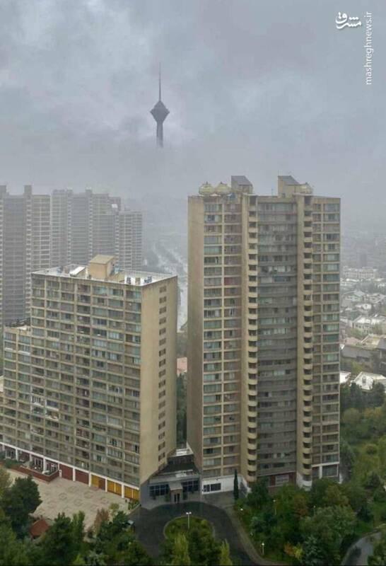 عکسهای تهران برج میلاد