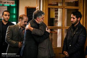 عکس/ مراسم ترحیم «حجتالاسلام مصطفی آژینی»