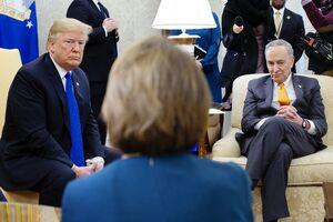 پایان مفتضح برای جنگ آمریکا در سوریه: ترامپ و دموکراتها تقصیر را به گردن یکدیگر میاندازند
