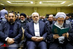 عکس/ مراسم ترحیم فرزند سفیر ایران در روسیه