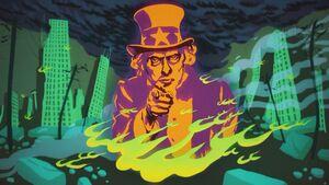 احتمال فروپاشی آمریکا تا 20 سال آینده