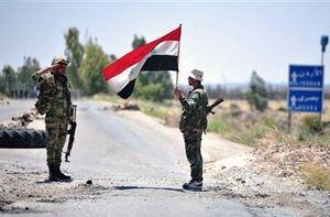 ورود نیروهای ارتش سوریه به مرزهای این کشور با ترکیه