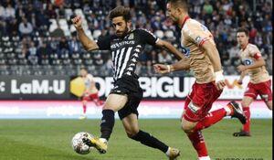 پیروزی شارلروا با درخشش بازیکن ایرانی