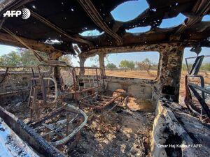 فیلم/ محل حضور البغدادی پس از حمله آمریکاییها