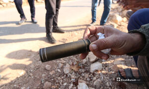 تصاویر جدید از محل حمله به سرکرده داعش