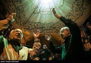 عکس/ عزاداری ۲۸ صفر در بازار تهران