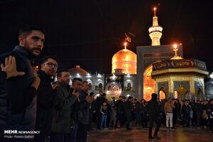 حال و هوای دسته های عزاداری در مشهد