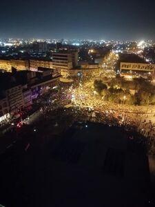 عکس/ جدیدترین تصاویر از میدان تحریر بغداد