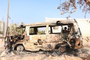 عکس/ خودروی ابوبکر بغدادی