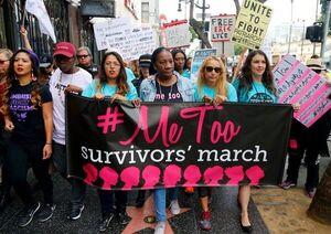 صدای زنان خسته از آزارهای جنسی در خیابانهای اروپا