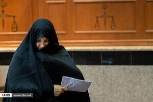 ۲۰ سال حبس در انتظار دختر وزیر اسبق