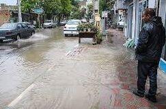 آخرین وضعیت ارتباطی روستاهای خرم آباد پس از سیلاب