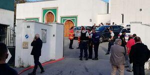 تیراندازی به سوی مسجدی در جنوب غرب فرانسه +عکس