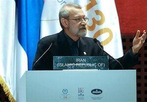 لاریجانی: آمریکا با حقهبازی به دنبال محاصره ایران است